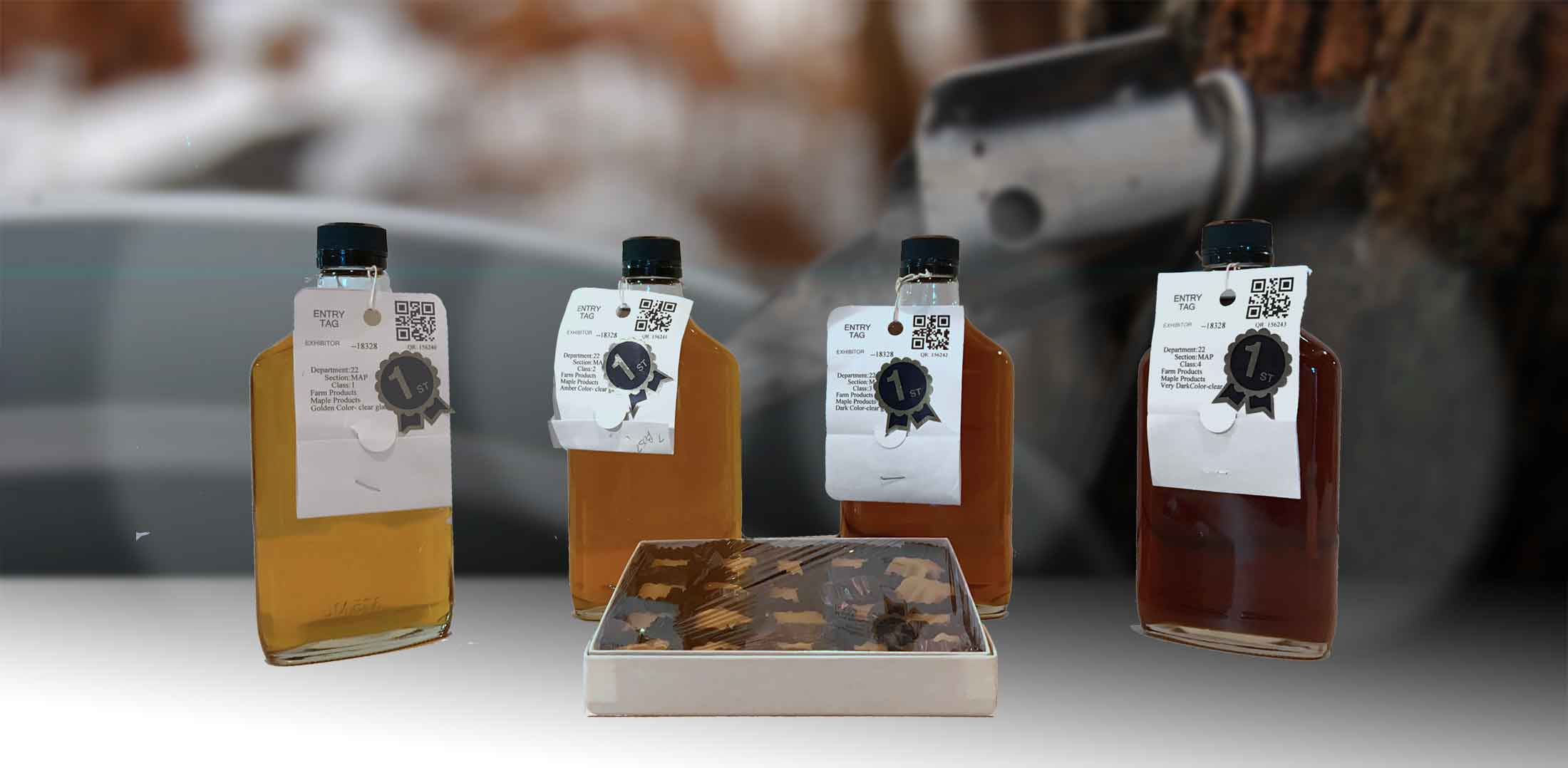 Award winning Maple Syrup from Wendel's Maple & More