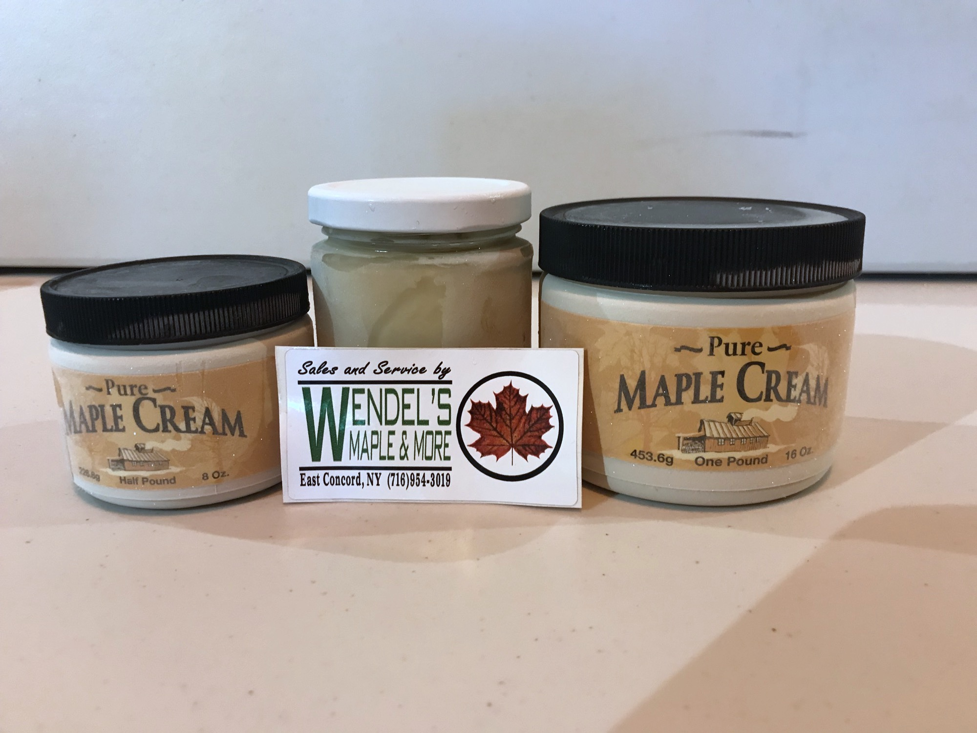 Maple Products from Wendel's Maple & More