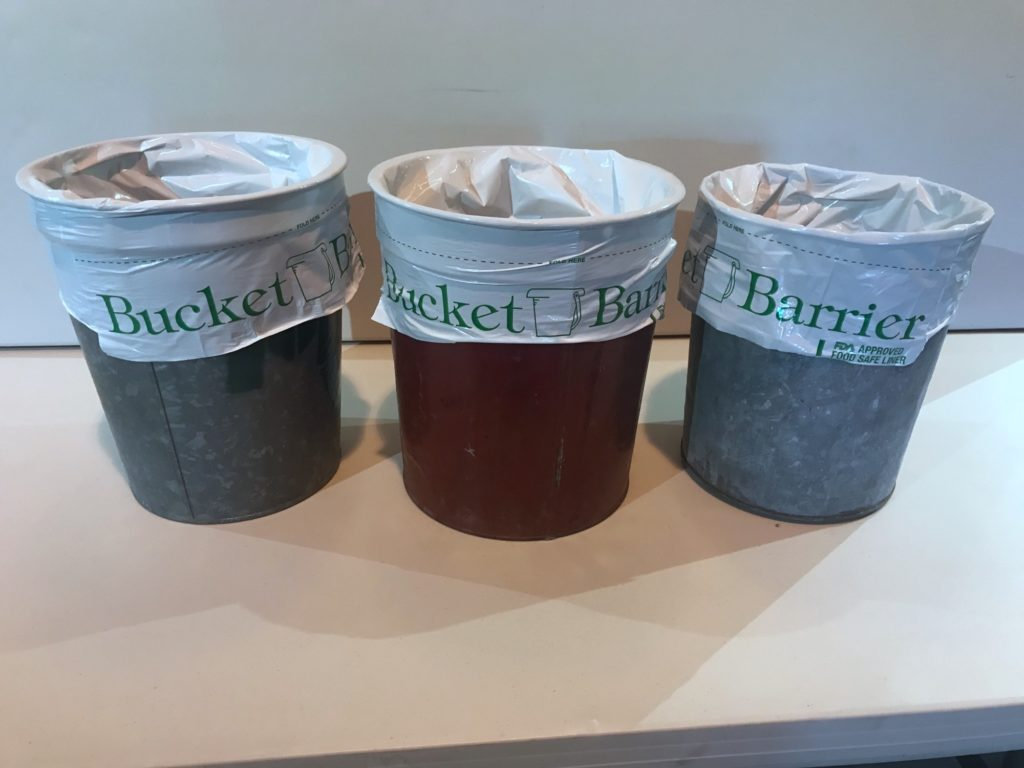 Bucket Barriers by Wendel's Maple & More