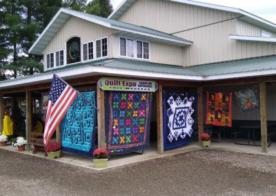 2019 Quilt Show at Wendel's Maple